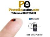 PqWQJ # Auriculares invisibles y camaras - foto