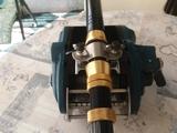 Carrete eléctrico Miya y caña 30 _50 lib - foto