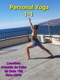 YOGA 1-1 PERSONALIZADA EN ESPANOL/INGLES - foto