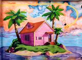 Pintura graffiti decoración - foto