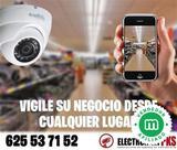 cámaras de vigilancia Huelva - foto