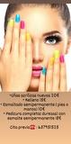 servicio de uñas acrilicas - foto