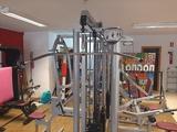 Equipo de 6 mÁquinas profesionales gym - foto