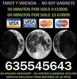Tarotista /Vidente. Particular Visa24h - foto