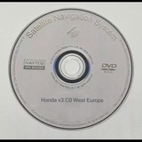 Dvd actualizacion honda gps europa v3.c0 - foto