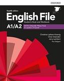 PACK ENGLISH FILE A1/A2 4TA EDICIÓN PDF - foto