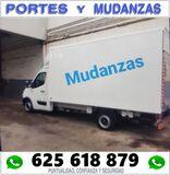 2v43 mudanzas y portes en toda espaÑa. - foto