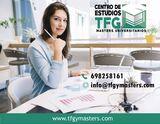 TRABAJOS FIN DE  CARRERA:  TFG | TFM - foto
