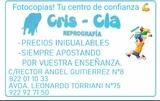 FOTOCOPIAS CRISCLA - foto