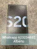 SAMSUNG S20 5G COSMIC BLUE