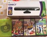 Kinekt Xbox360 y 3 juegos de la Xbox 360 - foto