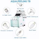 Aqua Peeling TB Limpieza Facial Profunda - foto