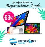 Reparación dispositivos Apple - foto