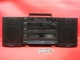 BOOMBOX HITACHI MS-W560E