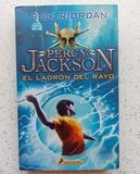 LIBRO DE PERCY JACKSON - foto
