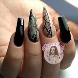 uñas nails formaciones - foto
