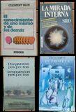 LOTE DE LIBROS ESPIRITUALES Y RELIGIOSOS - foto