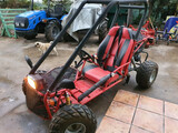 BUGGY ADLY 125 - foto