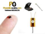 IO9X   AURICULARES INVISIBLES Y CAMARAS