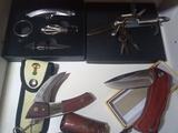 Cuchillos de camping - foto