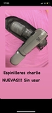 ESPINILLERAS CHARLIE (NUEVAS) - foto