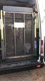 rampa elevador para furgón - foto