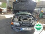 SILENCIADOR BMW serie 3 berlina e46 1998 - foto