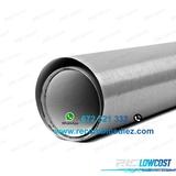 Tai vinilo adhesivo aluminio cepillado - foto