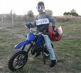 MINI MOTO CROSS X81 50CC INICIACION - foto