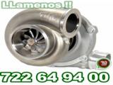 Cyc turbos para toda clase de motores - foto