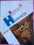 LIBRO DE HISTORIA 2 DE BACHILLERATO - foto