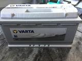Bateria varta H3. 100 ah. - foto