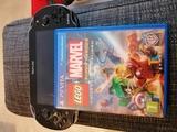 PS Vita 8Gb + Marvel Súper Héroes - foto