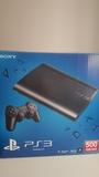 Ps3 superslim 500gb +2 mandos + 7 juegos - foto