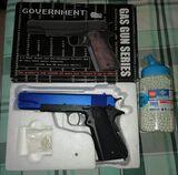 Pistola de balines de 6mm - foto