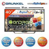 """Smart tv led 40\"""" gruntel led4020smt - foto"""