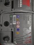 Batería Yuasa ybx5063 12v 50Ah usada - foto