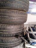 4 llantas 13 pulgadas Fiat Punto 1998 - foto