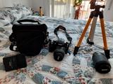 camara reflex Nikon d3200 - foto