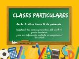CLASES PARTICULARES A NIÑOS PEQUEÑOS - foto