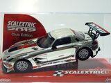 Scalextric Mercedes SLS AMG Club 2012. - foto