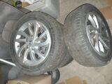 Llantas megane 3 16 con neumáticos miche - foto