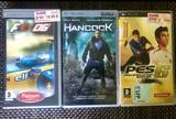 Se venden tres juegos de la P.S. Vita - foto