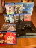 PlayStation 4 + juegos - foto