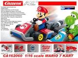 Coche teledirigido Mario kart Carrera RC - foto
