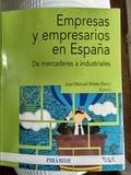 EMPRESAS Y EMPRESARIOS DE ESPAÑA - foto