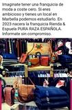 FRANQUICIA RIENDA & ESPUELA A COSTE CERO - foto