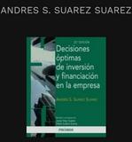 DECISIONES ÓPTIMAS DE INVERSIÓN Y FINANC - foto