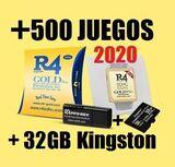 OFERTA: R4 2020+500 Juegos/32GB,. - foto