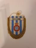 Antiguo banderin español futbol - foto